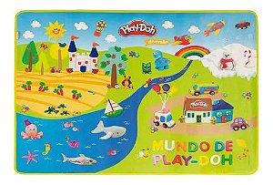 Tapete Divertido - Não Gruda Massinha - Play-Doh - FUN