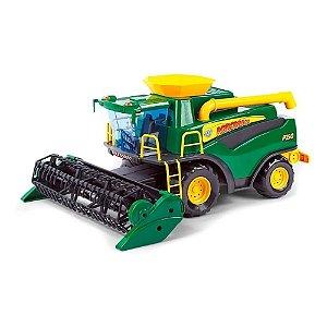 Máquina Colheitadeira - Fazendeiro - Infantil - Poliplac