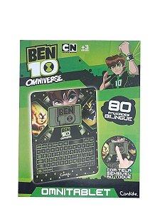 Tablet Infantil - Omnitablet - Ben 10 - Touch - Candide