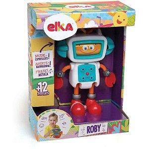 Robô de Atividades - Roby - Elka