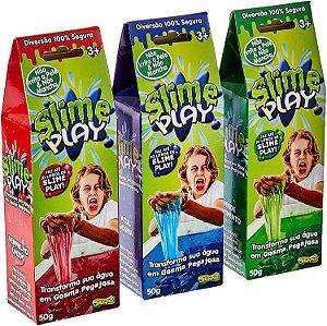 Slime Play - 10 litros de Slime - Sunny