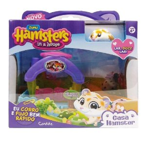 Hamster In A House - Casa Hamster - Food Frenzy - Candide
