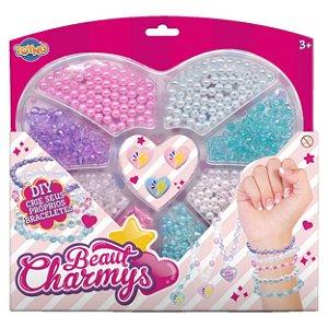 Beaut Charmys - Kit criar Braceletes  - Toyng