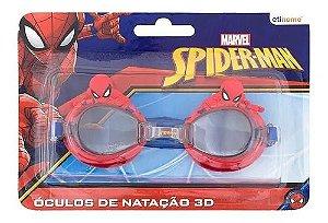 Óculos de Natação 3D - Homem Aranha - etihome