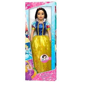 Boneca Gigante Branca de Neve - Princesas Disney - 78cm - Baby Brink