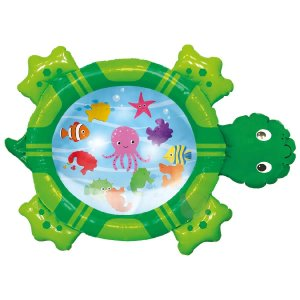 Tapete de Água Inflável - Tartaruga - Infantil - Buba