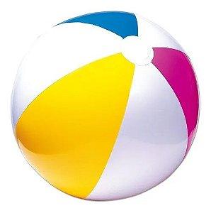 Bola de Praia Gigante - Inflável - 61cm - Intex