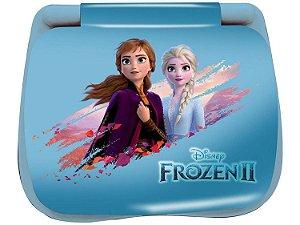 Mini Laptop Infantil - Bilíngue - Frozen Musical - Candide