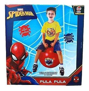 Bola Pula Pula - Homem Aranha - Lider