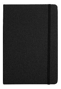 Caderno Creative - Sem Pauta - Preto - A5 160 Folhas - Bee Unique
