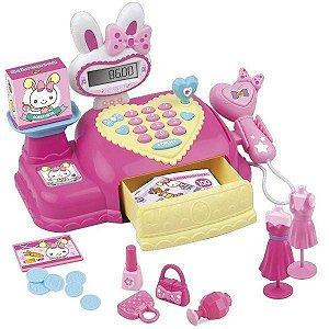 Caixa Registradora - Fashion - Vários Acessórios - DM Toys