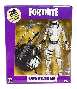 Fortnite - Figura de Ação - Overtaker - Epic Games - Fun