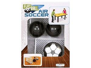 Jogo Flat Ball - Air Soccer de Mesa - Multikids