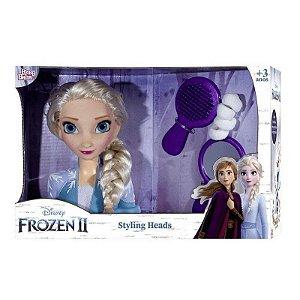 Styling Heads - Elsa - Frozen II - Baby Brink