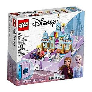 Lego Disney - Frozen 2 - Aventuras do Livro de Contos da Anna e Elsa - LEGO