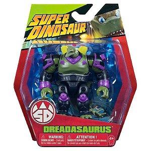 Figura Articulável - Super Dinosaur - Dreadasaurus - Multikids