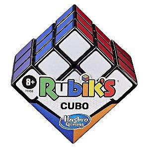Jogo Rubiks - Cubo mágico - F0488 - Hasbro