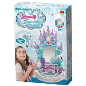 Penteadeira Beauty Princess - Dm Toys