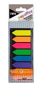 Marcadores de Página - Pop Office - T008 Neon - 160 Unidades - Tris