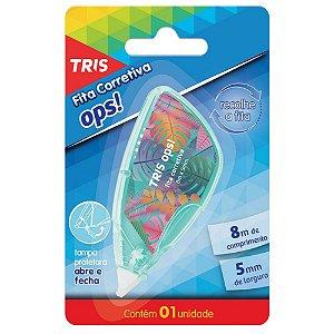 Fita Corretiva Ops - 5mmX8m - Tris