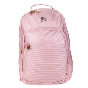 Mochila - Barbie - Rose - Luxcel