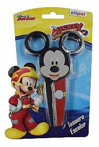 Tesoura sem Ponta - Infantil - Mickey Mouse - Etipel