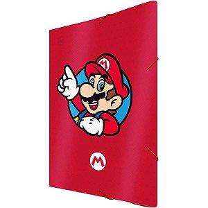 Pasta Aba Elástica - Super Mario Bros - Ofício - DAC