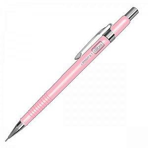 Lapiseira 0.7mm - I-Point - Rosa Claro - Tilibra