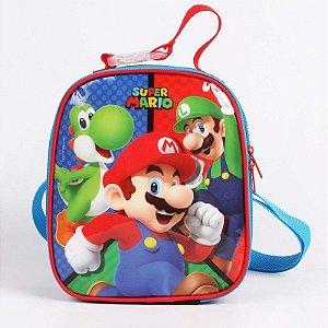 Lancheira Térmica - Super Mario - DMW