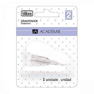 Grampeador Mini - Académie - 26/6 - com Extrator - Tilibra