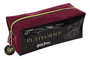 Estojo - Harry Potter - Plataforma 9 - Grande - Dac