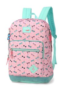 Mochila de Costas - By Larissa Manoela - Verde - Up4you