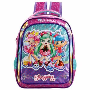 Mochila de Costas - Shopkins Shoppies - Xeryus