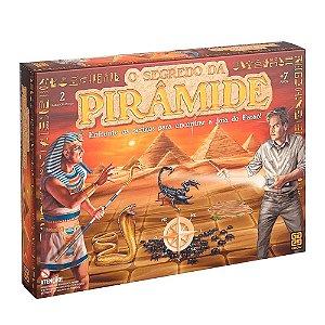 Jogo O Segredo da Pirâmide - Grow