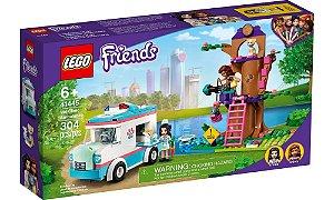 Lego Friends - Ambulância da Clínica Veterinária - LEGO