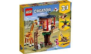 Lego Creator 3 em 1 - Safari Casa na Árvore - LEGO