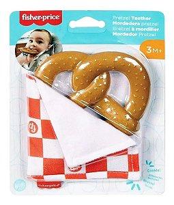 Mordedor Pretzel - com Guardanapo - Fisher Price - Mattel