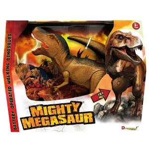 Mighty Megasaur - Super T-Rex - Movimentos Som e Luz - Fun
