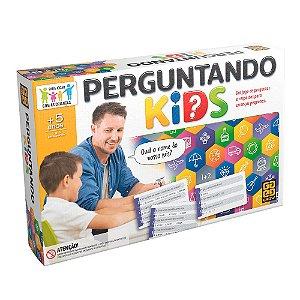 Jogo Perguntando - Kids - Grow