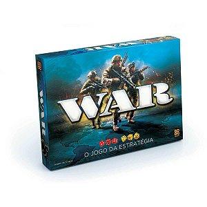 Jogo War - O Jogo de Estratégia - Grow