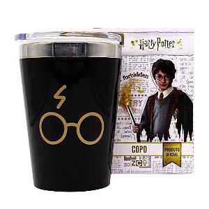 Copo Viagem - Snap - Harry Potter - Zona Criativa