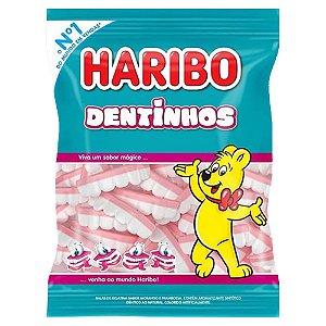 Bala Gelatina Dentinhos 250g - Haribo