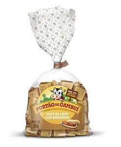 Doce De Leite com Amendoim 200g - Portão Cambui