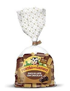 Doce De Leite Com Chocolate 200g - Portão Cambuí
