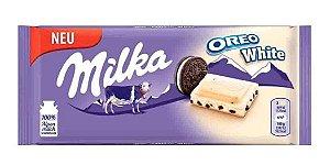 Chocolate MILKA Oreo  White 100g