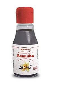 Aroma Natural De Baunilha 30ml - Mavalerio
