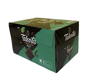 Talento Dark 50% Cacau Menta 15un x75g Garoto