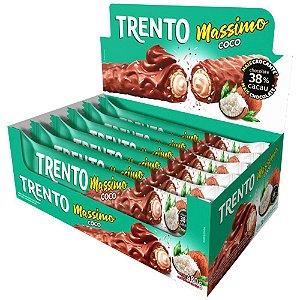 Chocolate Trento Massimo Coco com 16 Unidades - Peccin
