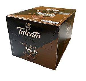 Talento Dark 50% Cacau Cafe 15 unidades de 75g - Garoto