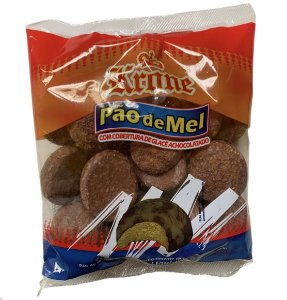 Pão De Mel Achocolatado 350g - Krone